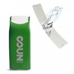 briquet solaire solar brother suncase vert