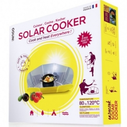 barbecue solaire solar brother easycook