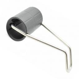 Espace supplementaire pour feu avant sur fourche ou cadre de velo