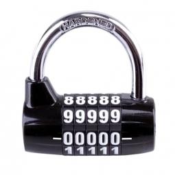 cadenas a code modifiable 5 chiffres male