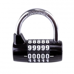 Cadenas a code modifiable 5 chiffres