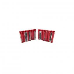 Blister de 12 piles PANASONIC LR03 - 1,5 Volts