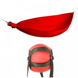 hamac simple pro hammock sea to summit rouge 1 personne