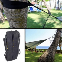 Kit de fixation hamac Tree Friendly Straps Ticket To The Moon