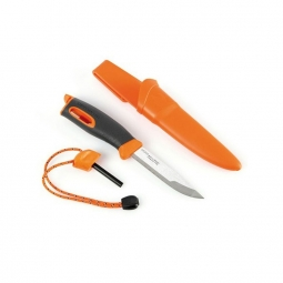 Couteau de survie FireKnife Light My Fire orange