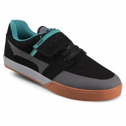 Chaussures afton vectal black turquoise 41