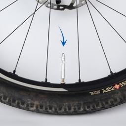 Prolongateur de valve presta 38 mm