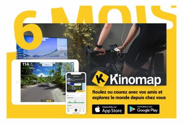Kinomap 6 mois - Prépayé
