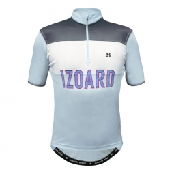 Izoard 53 skyway maillot manches courtes merinos s