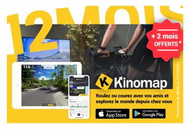 Image of Kinomap 12 mois 2 mois offerts prepaye