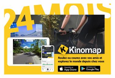 Kinomap 24 mois - Prépayé