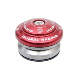 Jeu de direction global racing flex red