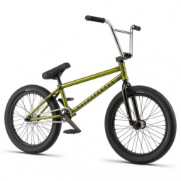 bmx wtp trust freeco 20 75 trans lime green 2018 20 75