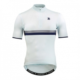 Solingen 54 pale blue maillot manches courtes merinos s