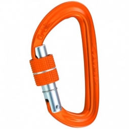 Mousqueton camp orbit lock a vis