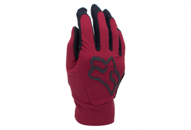 Fox Flexair Long Gloves Red