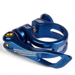 Collier de selle forward elite 25 4mm blue 25 4 mm
