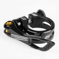 COLLIER DE SELLE FORWARD ELITE - 31.8MM - BLACK