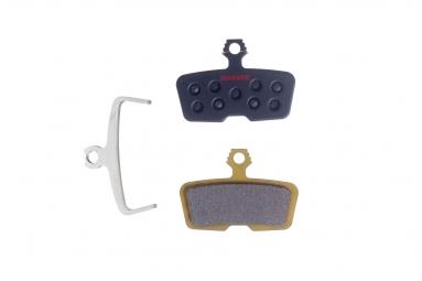 Plaquettes (métal fritté) Avid Code R 2011