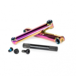 Pedalier saltplus pro48 175mm oil slick 175