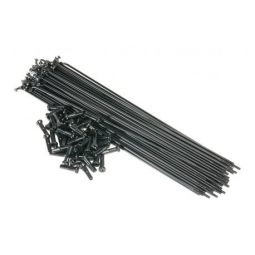 Rayons mach1 165mm ecrous x72 boite noir
