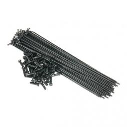 Rayons mach1 233mm ecrous x72 boite noir