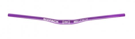 Cintre SIXPACK Millenium785 31,8mm - Violet