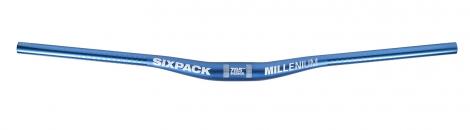 Cintre SIXPACK Millenium785 Ø35 mm - Bleu