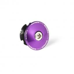 Etoile et Bouchon de potence SIXPACK 1-1/8 - Violet