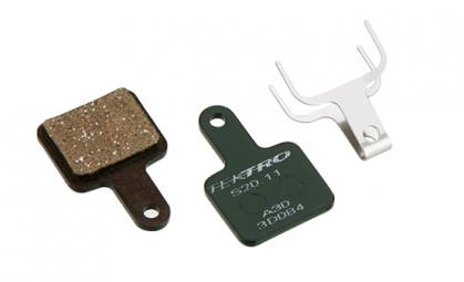 plaquette de frein tektro s20 11 metalliques