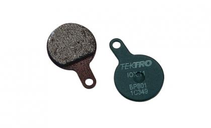 plaquette de frein tektro iox 11 metalliques