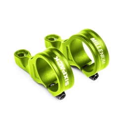 potence sixpack millenium o35 direct mount electric green 35