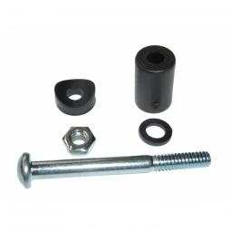 Tornillos de acero / tornillos de titanio / adaptadores freno / contratuerca shimano