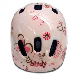 Casque enfant BIRDY Pink 44 - 48 cm