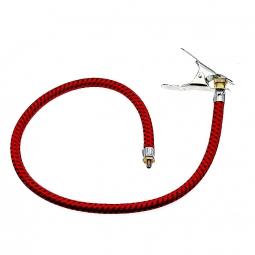 Raccord flexible Dunlop avec pince de maintien