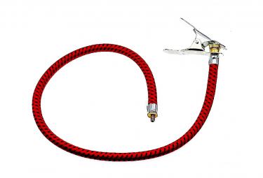 Raccord flexible Dunlop avec pince de maintien .
