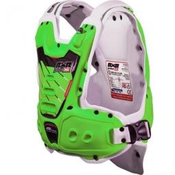 gilet protection rxr strongflex junior green lining wht enfant