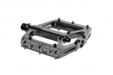 pedales sixpack kamikaze noir