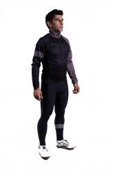 veste manches amovibles 5quinas noire coupe ajustee xs