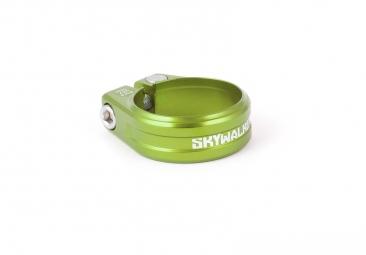 Collier de selle sixpack skywalker electric green 34 9