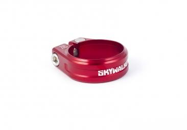 collier de selle sixpack skywalker rouge 31 8mm