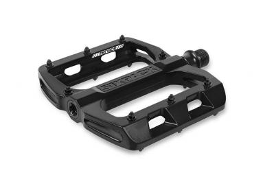 pedales sixpack menace noir