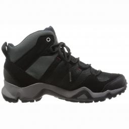 chaussures de randonnee adidas ax2 mid gtx noir 46