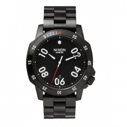 montres nixon ranger all black