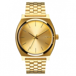 Montre Nixon Time Teller - All Gold / Gold