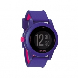 montre nixon the genie purple