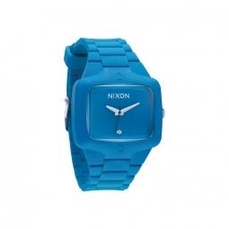 Montre Nixon Rubber Player - Blue X