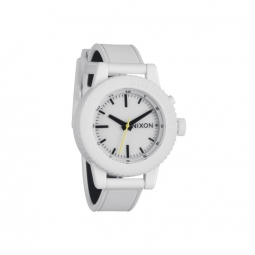 montre nixon the gogo white