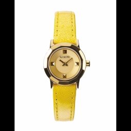 Montre Nixon Mini B - Gold / Yellow