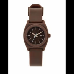 montre nixon small time teller p brown